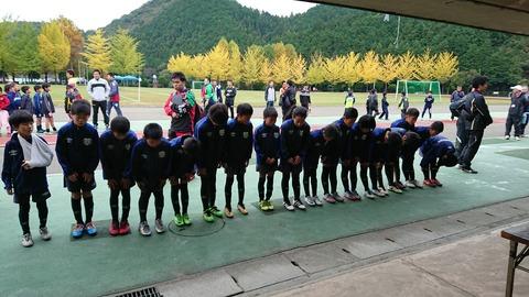 【U-10】栃木県少年サッカー選手権ジュニアの部2日目