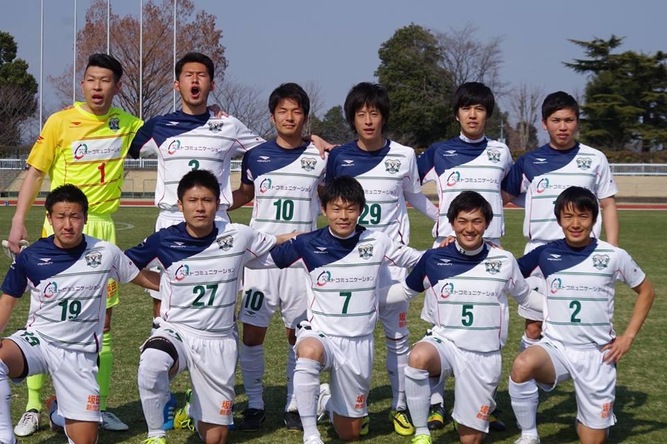 2016プレシーズンマッチ栃木南北決戦vs栃木ウーヴァFC