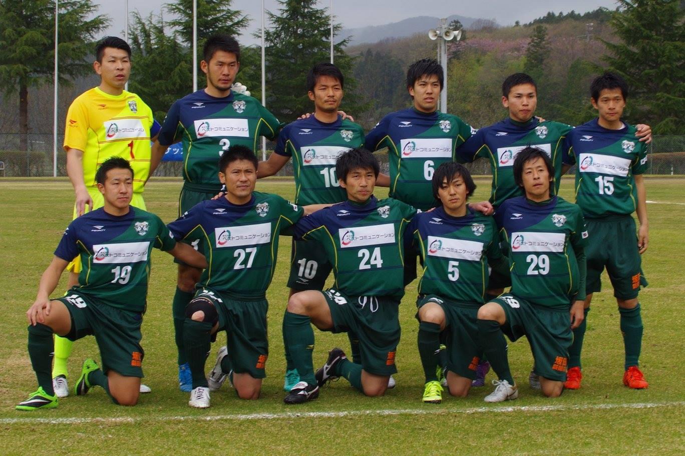 2016関東サッカーリーグ1部前期3節vs横浜猛蹴