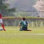 2016関東サッカーリーグ1部前期4節vsエリースFC東京
