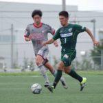 2016関東サッカーリーグ1部後期1節vs流通経済大学FC