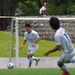 2016東サッカーリーグ1部後期3節vs横浜猛蹴