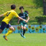 2017関東サッカーリーグ前期9節vsエリースFC東京