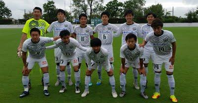 2018関東サッカーリーグ1部後期6節vs 横浜猛蹴 試合結果