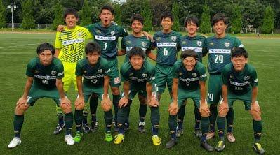2017関東サッカーリーグ1部後期9節vsエリースFC東京 試合結果