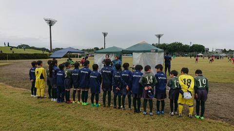 【U-10】栃木県少年サッカー選手権ジュニアの部1日目