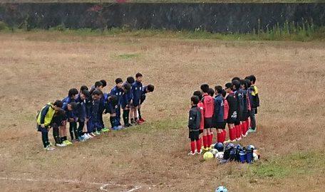 【U-10】トレーニングマッチ@グリーンハートヒルズ