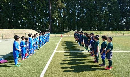 【U-8・10】トレーニングマッチ@作新学院大学